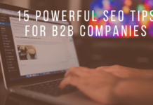 SEO Tips For B2B Companies