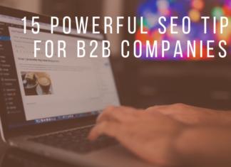 SEO Tips For B2B Companies
