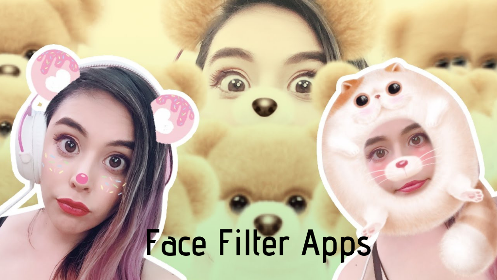 Best Face Filter Apps like Snapchat 2018 - Thetechyblog com