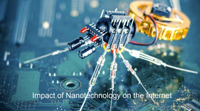 Impact of Nanotechnology on the Internet