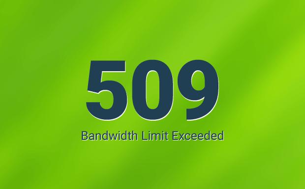 Server Bandwidth