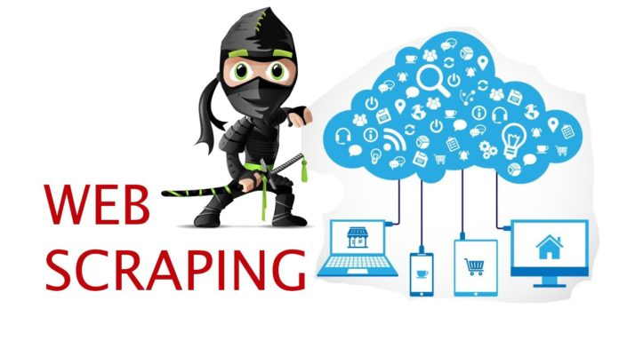 Web Page Scraping