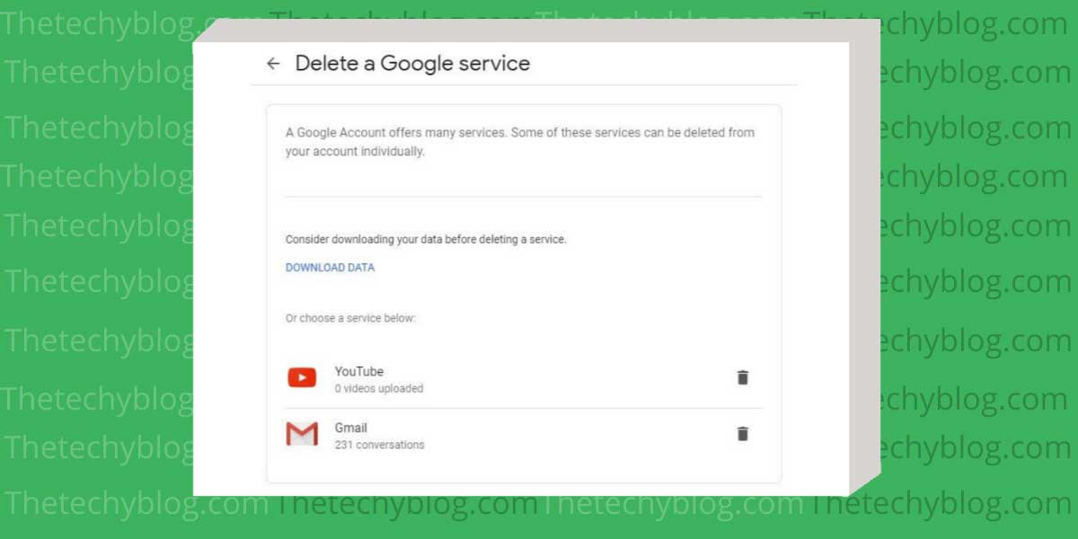 How to take a Gmail backup
