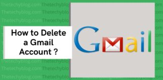 How to delete a Gmail