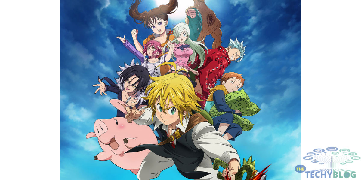 all seven deadly sins character