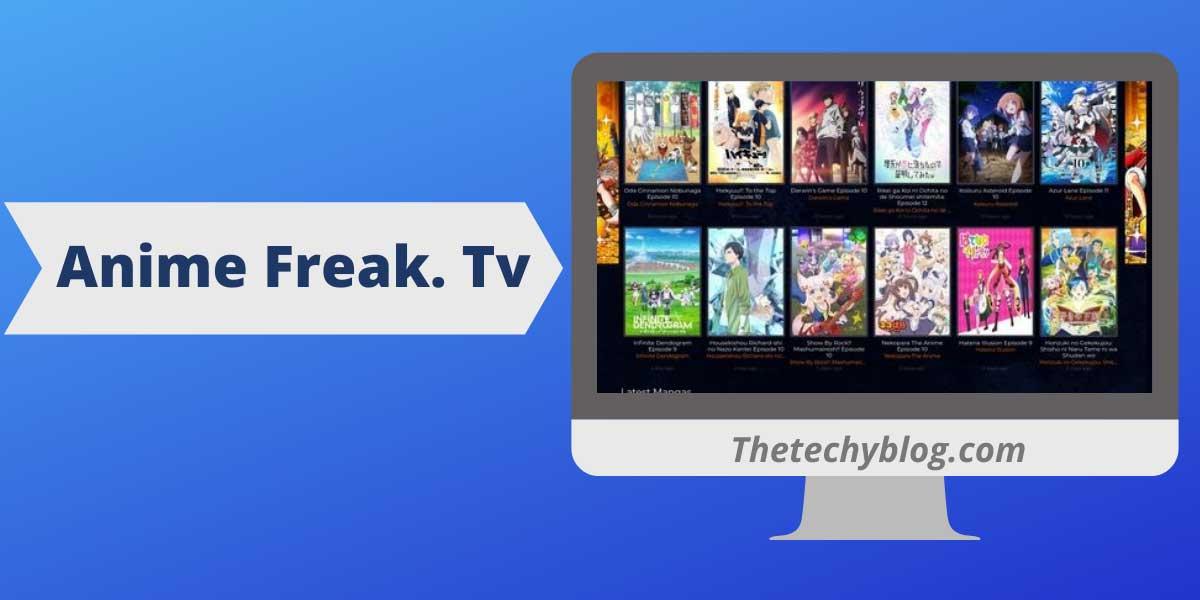 Anime Freak. Tv