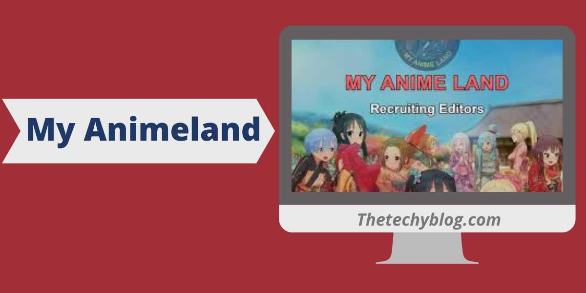 My Animeland