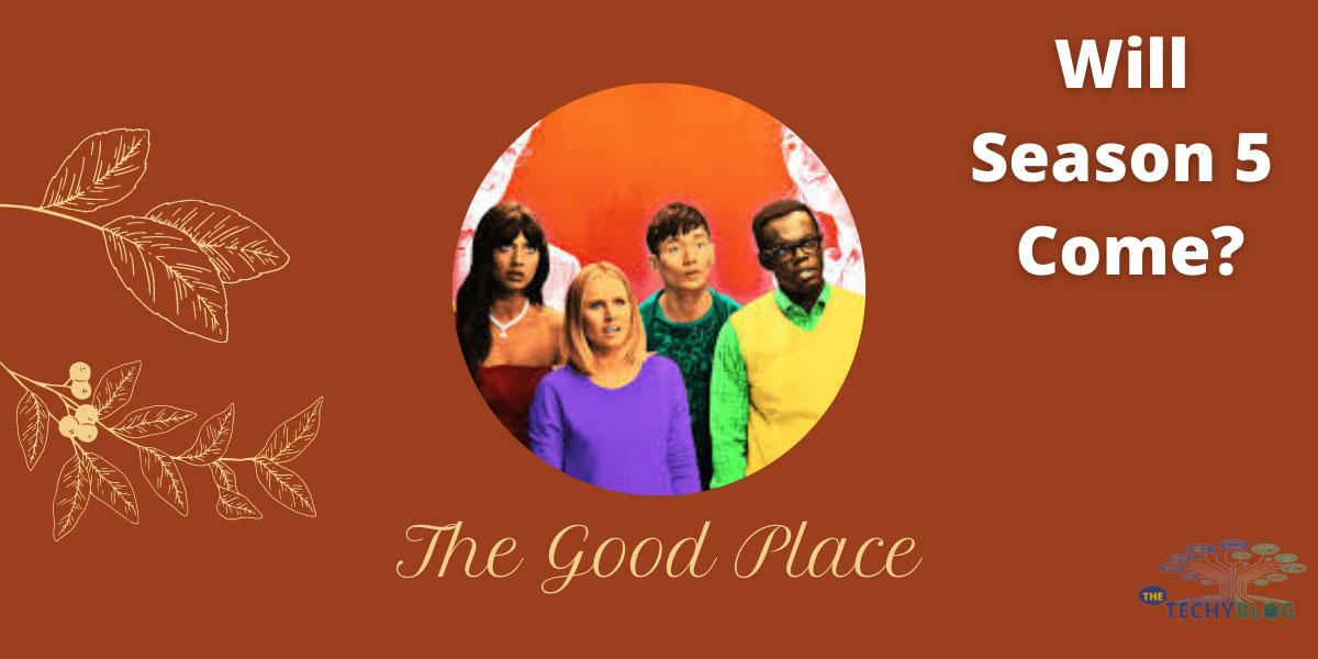 The good place season 5