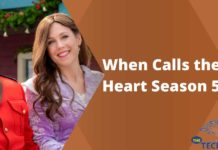When Calls the Heart Season 5