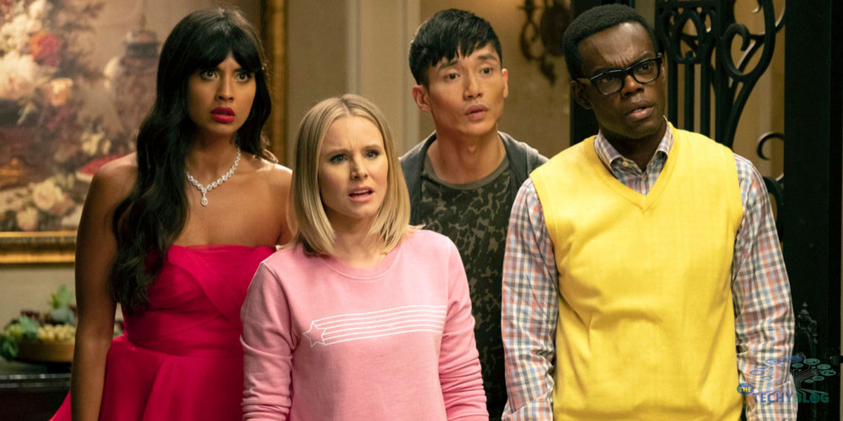 the good place cast members