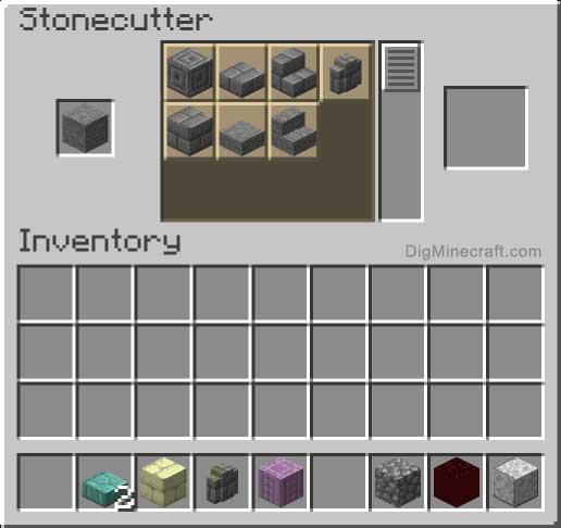 Minecraft step