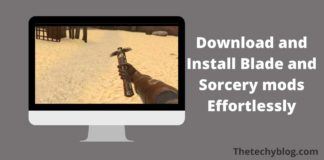 Download and Install Blade Mods